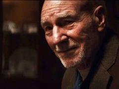 Logan Professor X:Charles Xavier