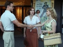 Wonder Wheel movie