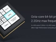 Xiaomi Surge S1 processor