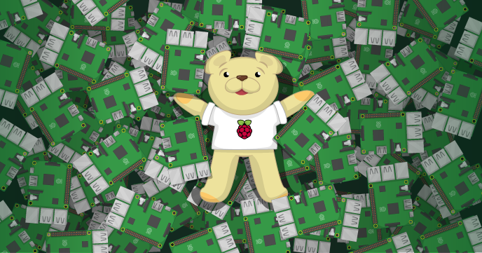 13 Million Raspberry Pi