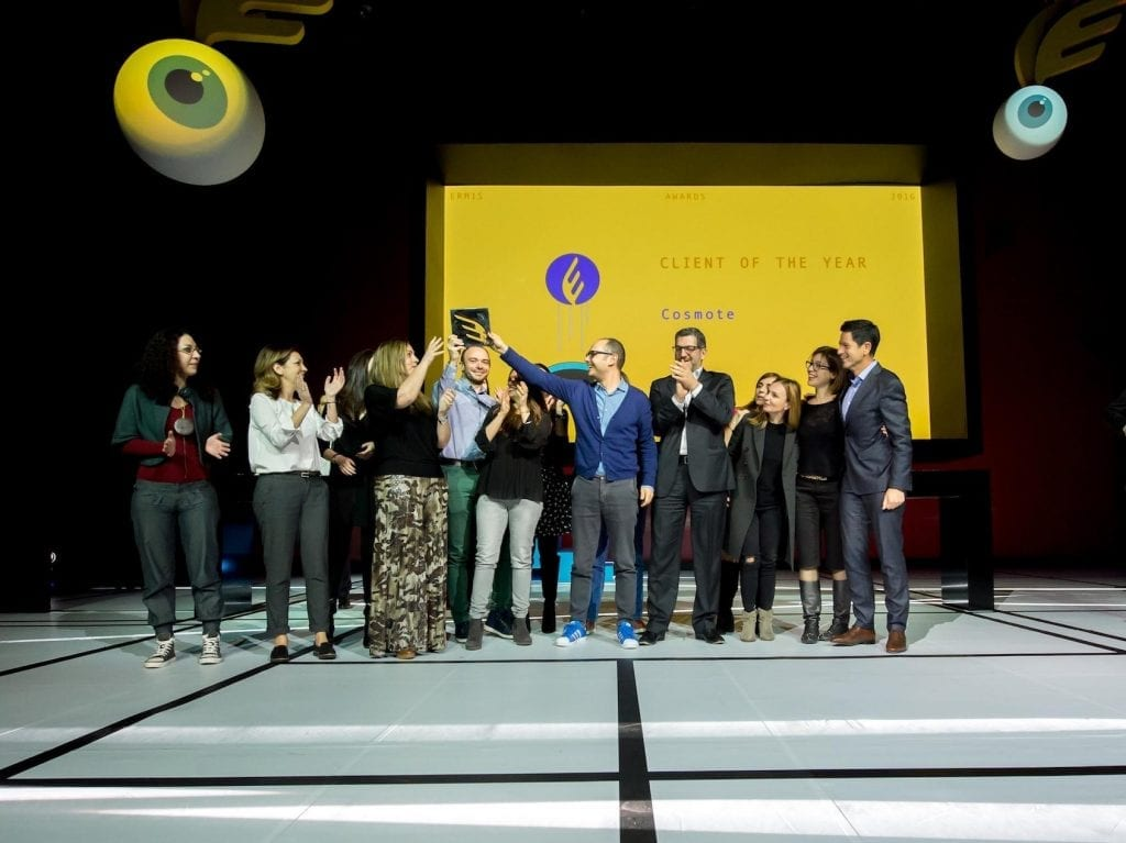 COSMOTE Ermis Awards 2016