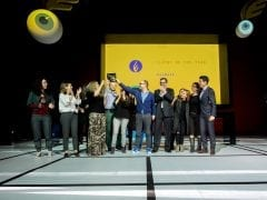 COSMOTE Ermis Awards 2016