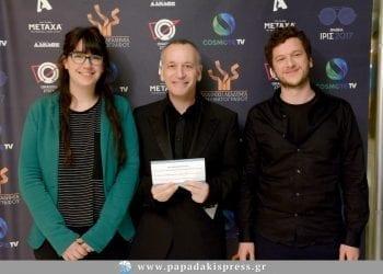 COSMOTE TV Vraveia IRIS Film Factory Short Film Fund