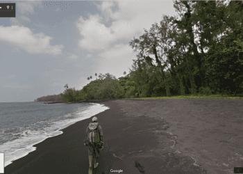 Google Street View Vanuatu