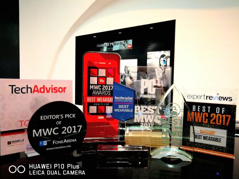 Huawei P10 Awards
