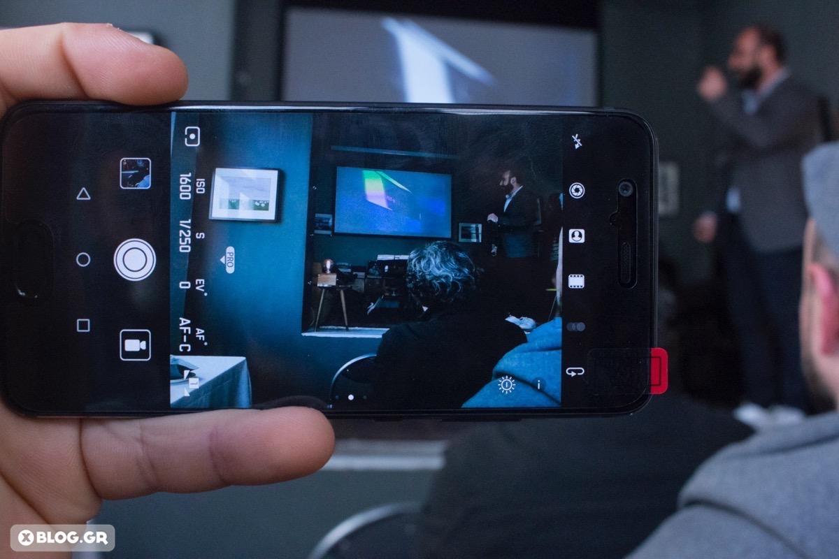 Huawei P10 Greek announcement 7