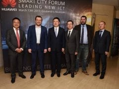 Huawei Smart City Forum 2017