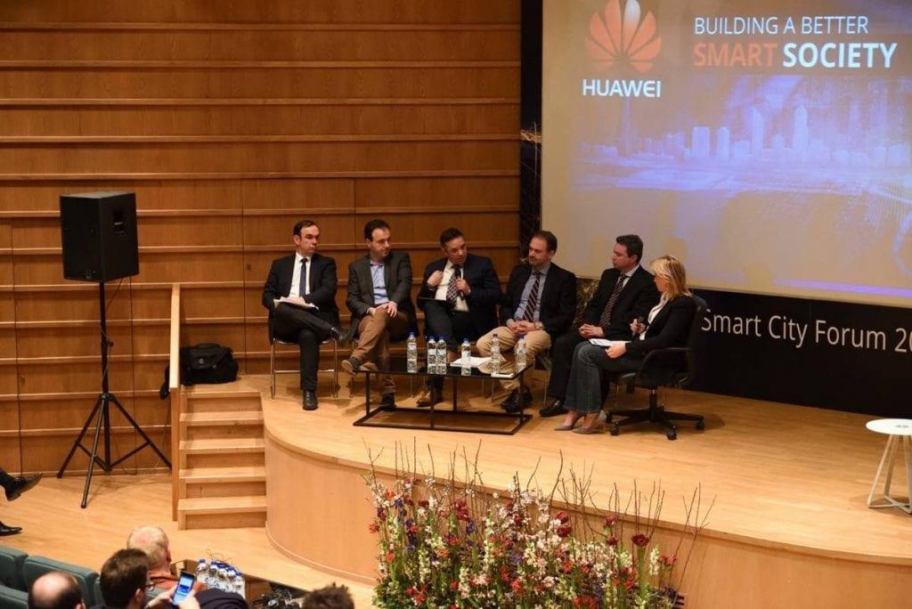 Huawei Smart City Forum 2017 (3)
