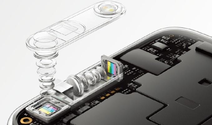 Oppo 5x Precision Optical Zoom