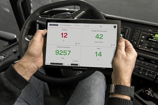 Scania One app