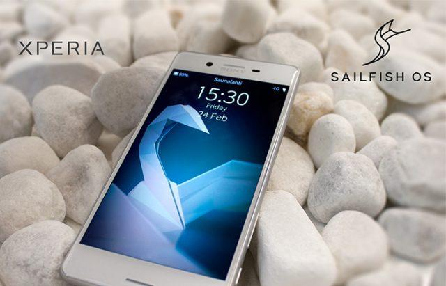 Sony Xperia Jolla Sailfish OS