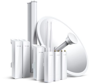 TP Link Pharos Series Outdoor Business Wi Fi Solution