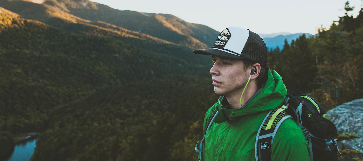 Creative Outlier Sports hiker