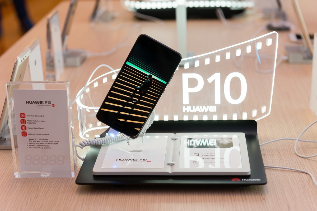 Huawei P10 Greek launch event 17