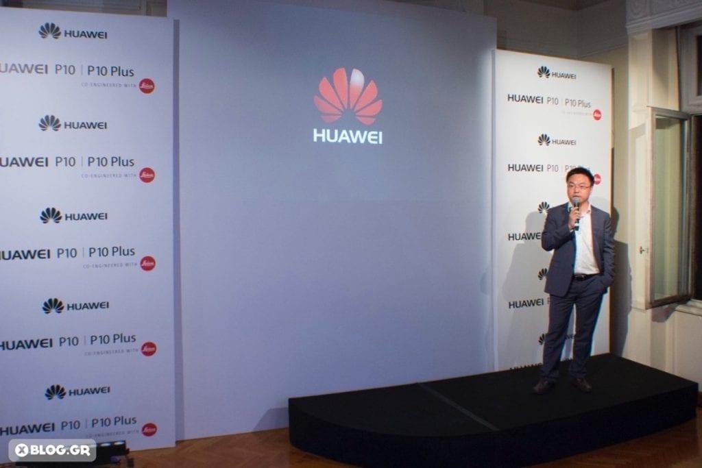 Huawei P10 Greek launch event 8