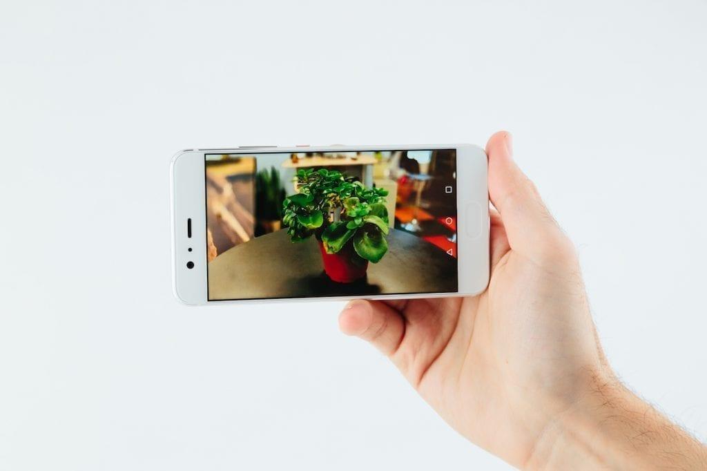 Huawei P10 camera 1