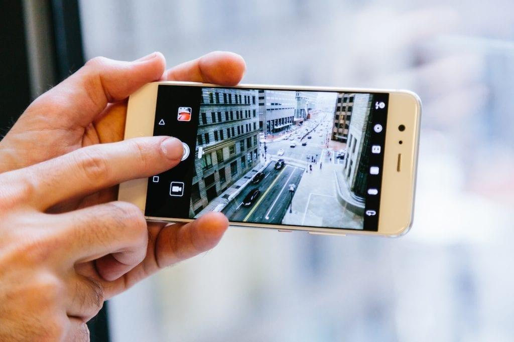 Huawei P10 camera 2
