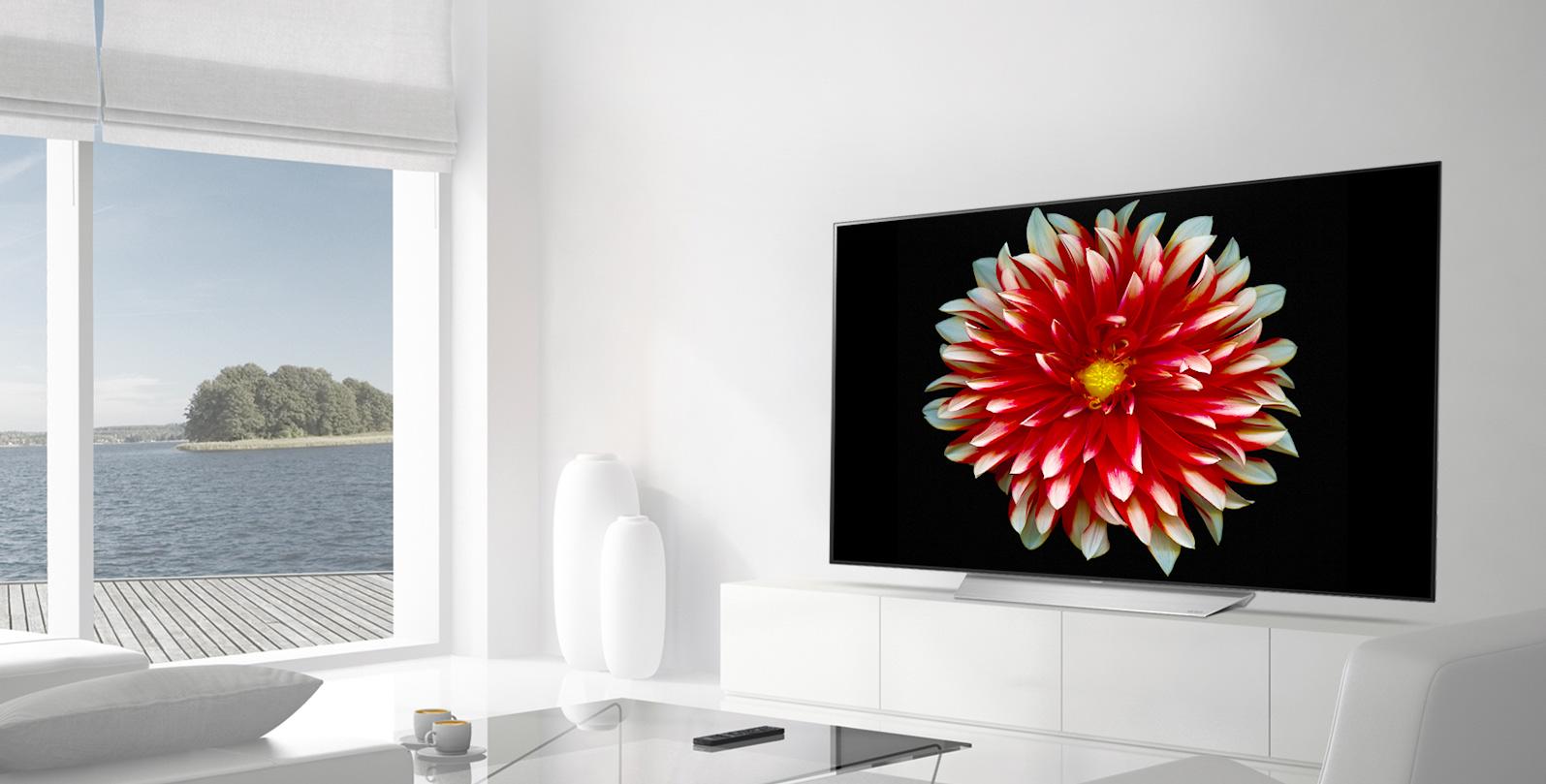 LG 4Κ OLED TV C7