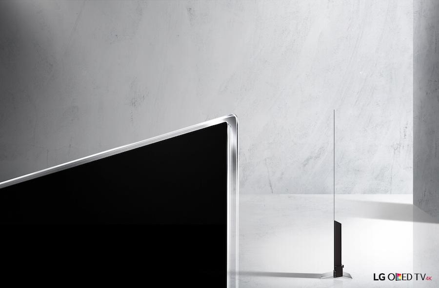 LG 4Κ OLED TV E7