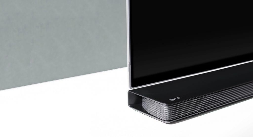 LG SJ8 sound bar Photo (1)