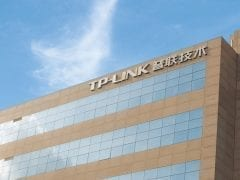 TP-Link Global Headquarters in Shenzhen, China