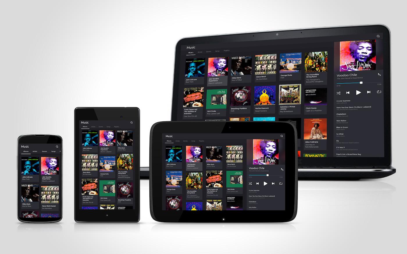 Ubuntu music devices