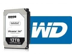 Western Digital Ultrastar He12 12TB HDD