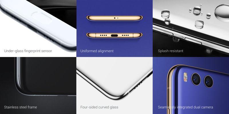 Xiaomi Mi 6 body