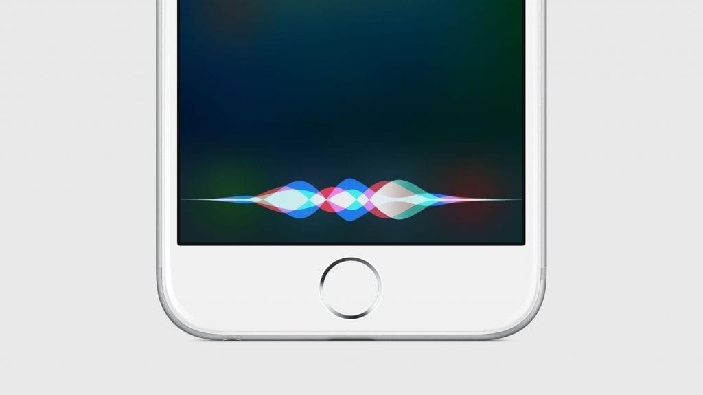 Apple iOS 10 Siri