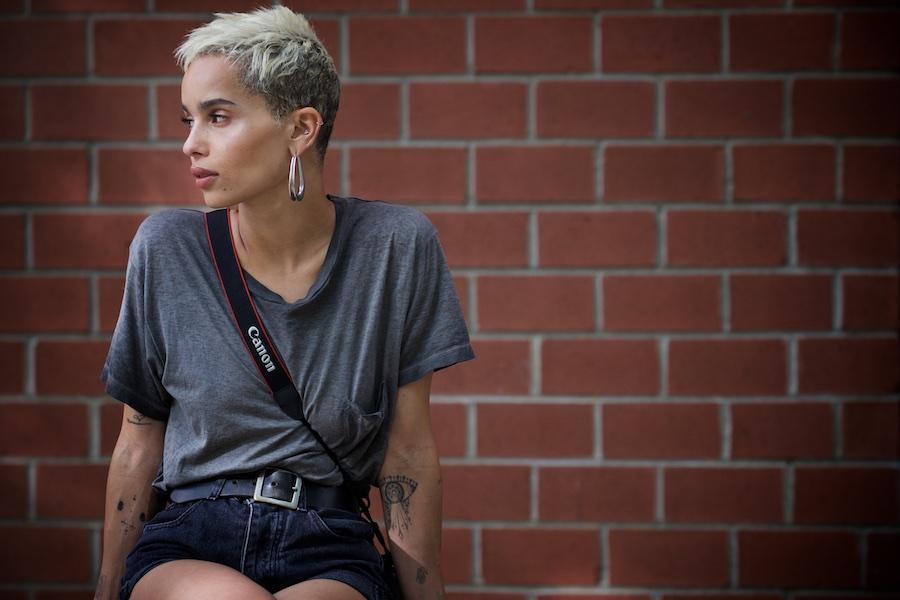 Canon Zoe Kravitz