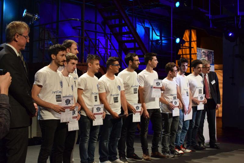 European Cyber Security Challenge Greek team 2016