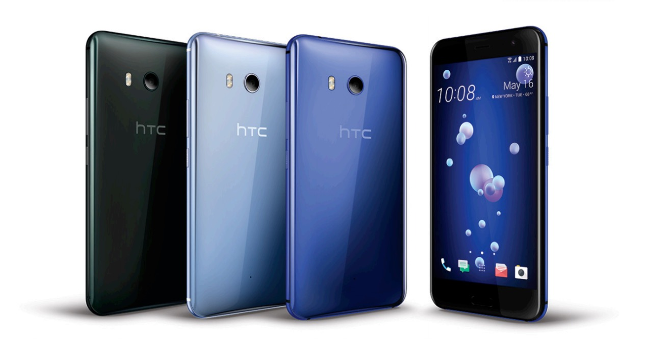 HTC U11 colors