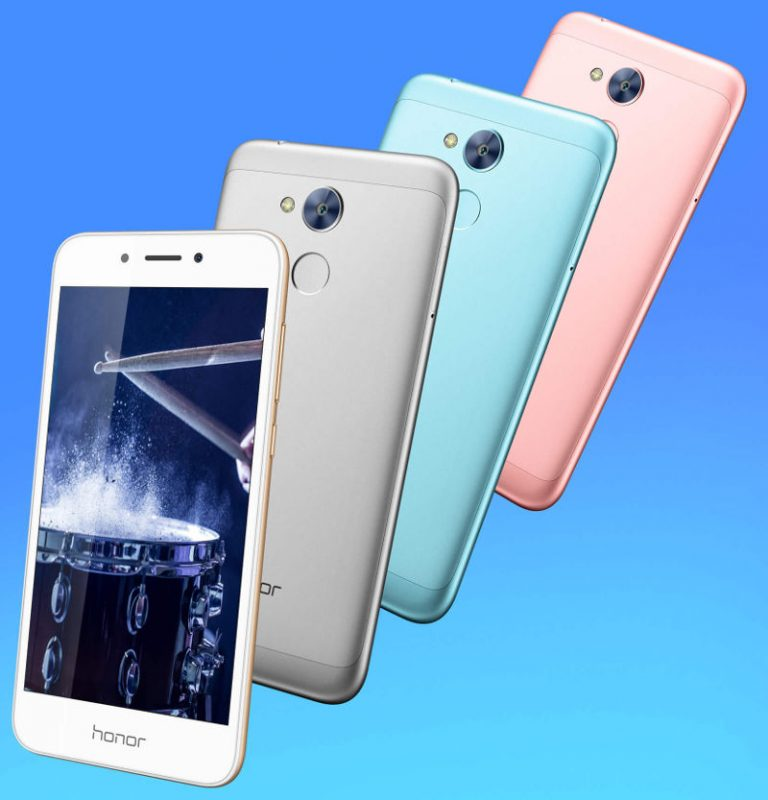 Huawei Honor 6A colors