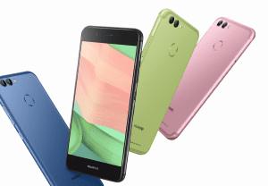 Huawei Nova 2 colors