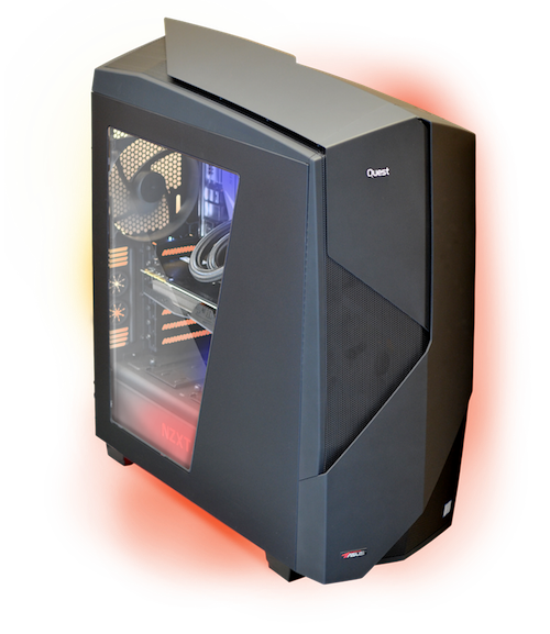 Info Quest Gaming PC