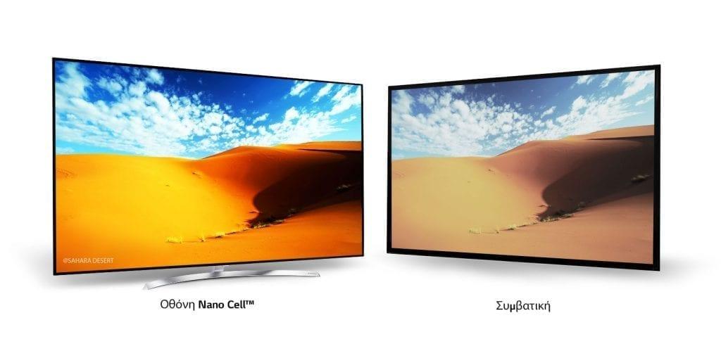 LG SUHD 4K TV 65SJ950V Nanocell technology Photo