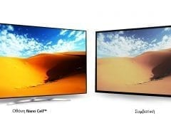 LG SUHD 4K TV 65SJ950V Nanocell technology Photo