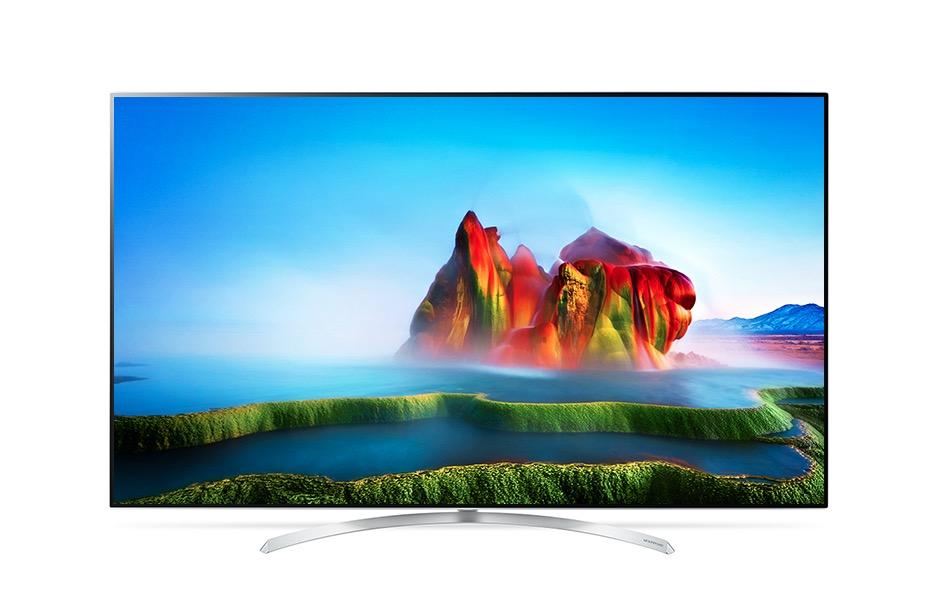 LG SUHD 4K TV 65SJ950V