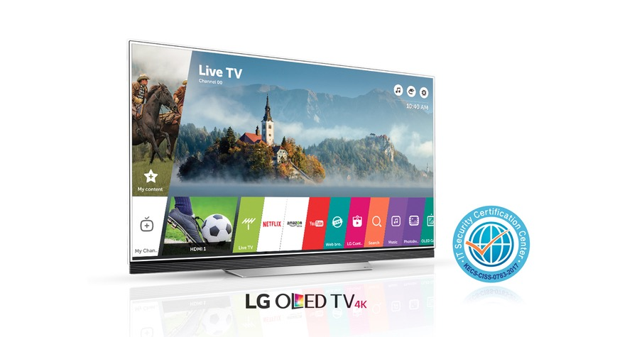 LG Smart TVs webOS 3.5 CC Certification