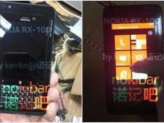 Nokia RX 100 leak