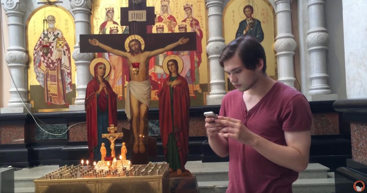 Pokemon Go Ruslan Sokolovsky screenshot