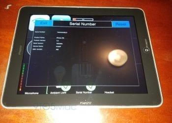 Prototype iPad 1