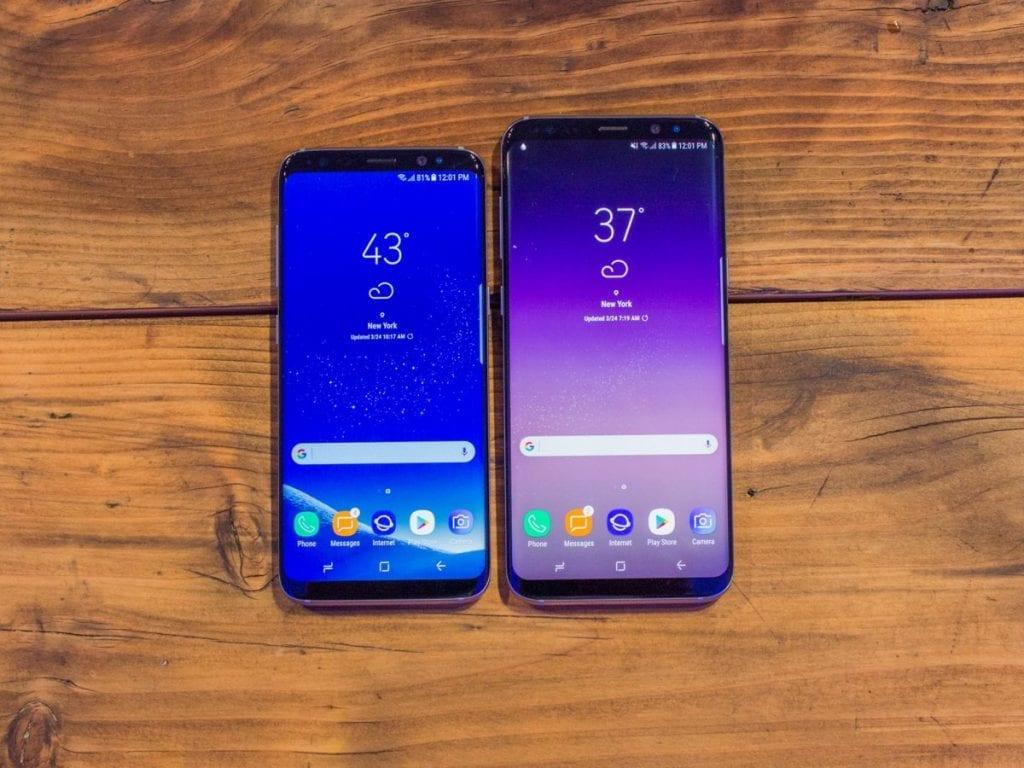 Samsung Galaxy S8 S8 Plus