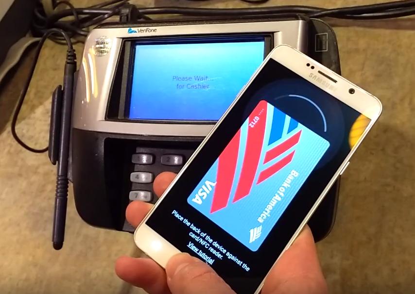 Samsung Galaxy S8 Samsung Pay