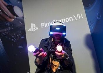 Sony Playstation VR (2)