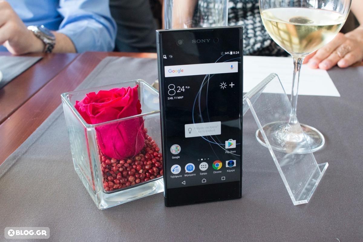 Sony XPERIA XZ Premium Greek launch event (7)