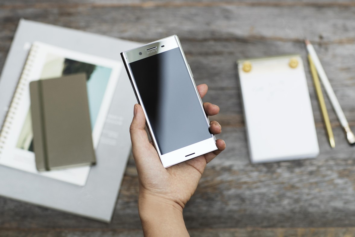 Sony Xperia XZ Premium Luminous Chrome