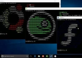 Windows 10 Fall Creators Update Linux