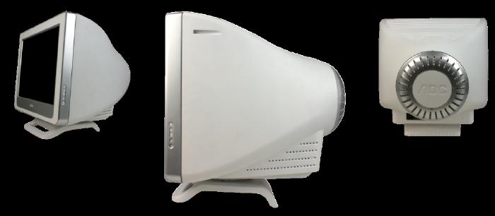 AOC CRT monitor