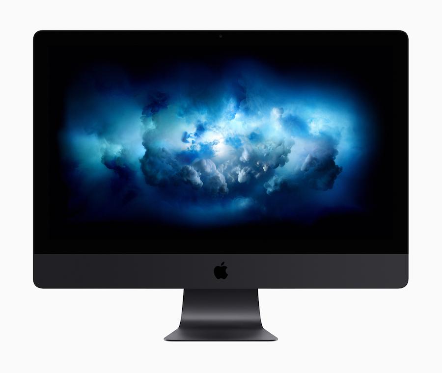 Apple iMac Pro dark grey